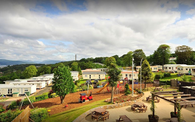 Wemyss Bay Holiday Park